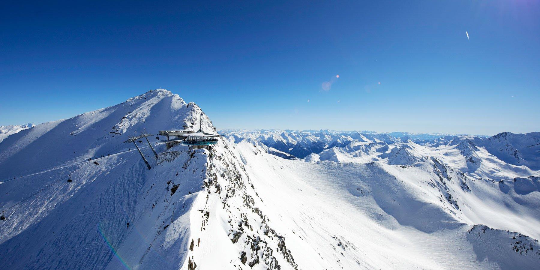 Skigebiet Gurgl