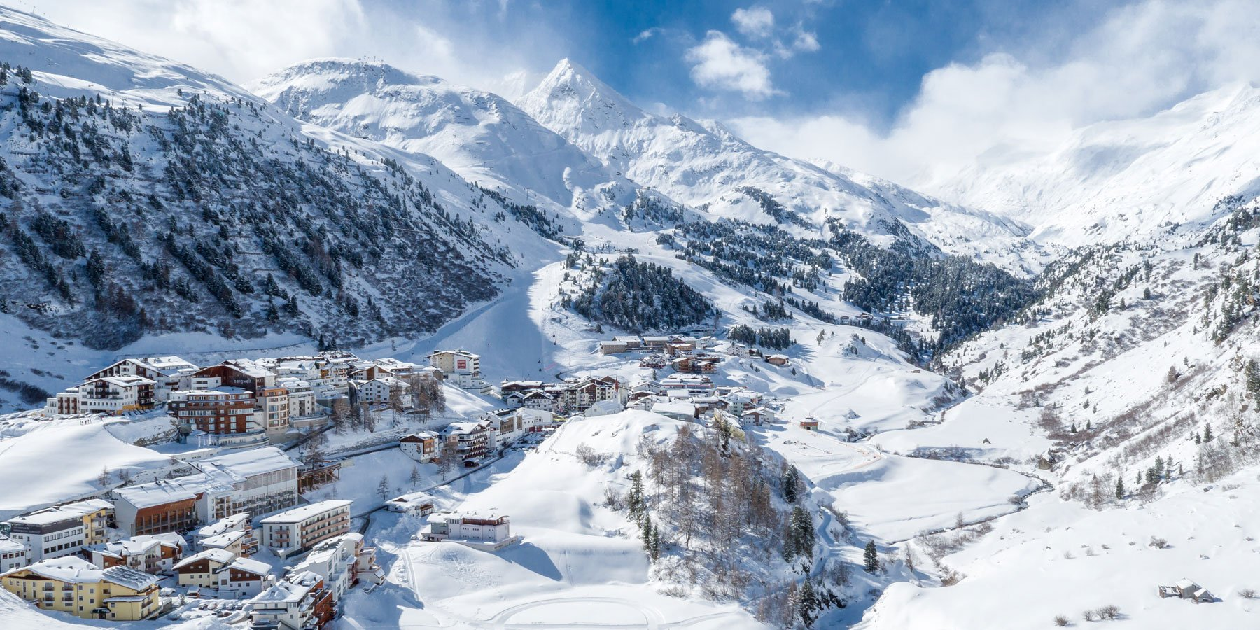 Obergurgl im Winter