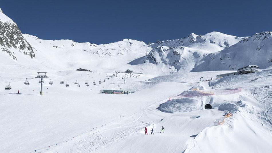 Skigebiet Obergurgl-Hochgurgl